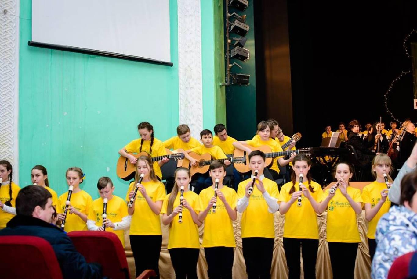 Music Camp Житомир