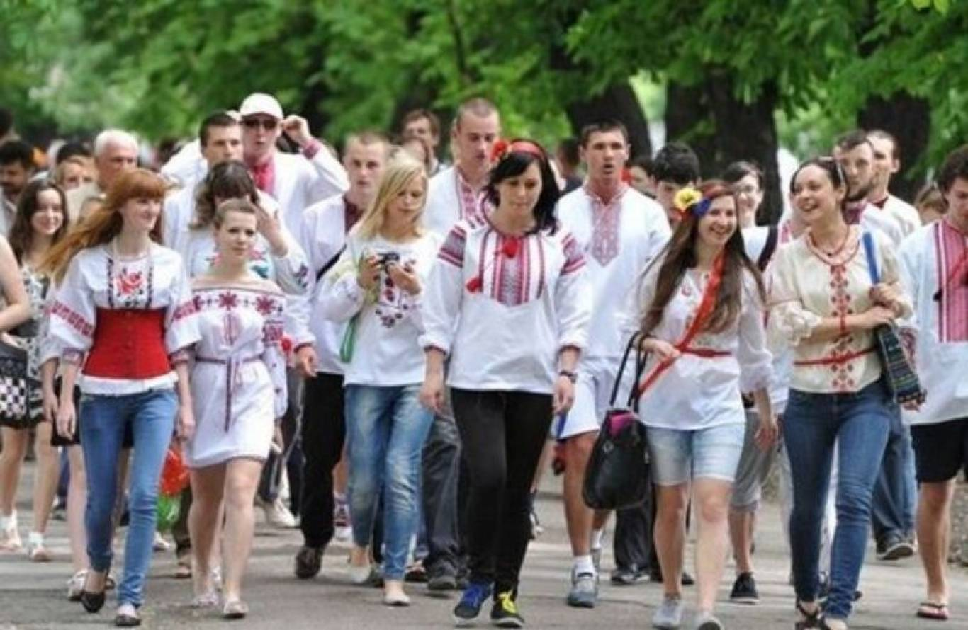 Святкування Дня вишиванки 17-05-2018 - Афіша Хмельницького - moemisto.ua. f23659ae5a348