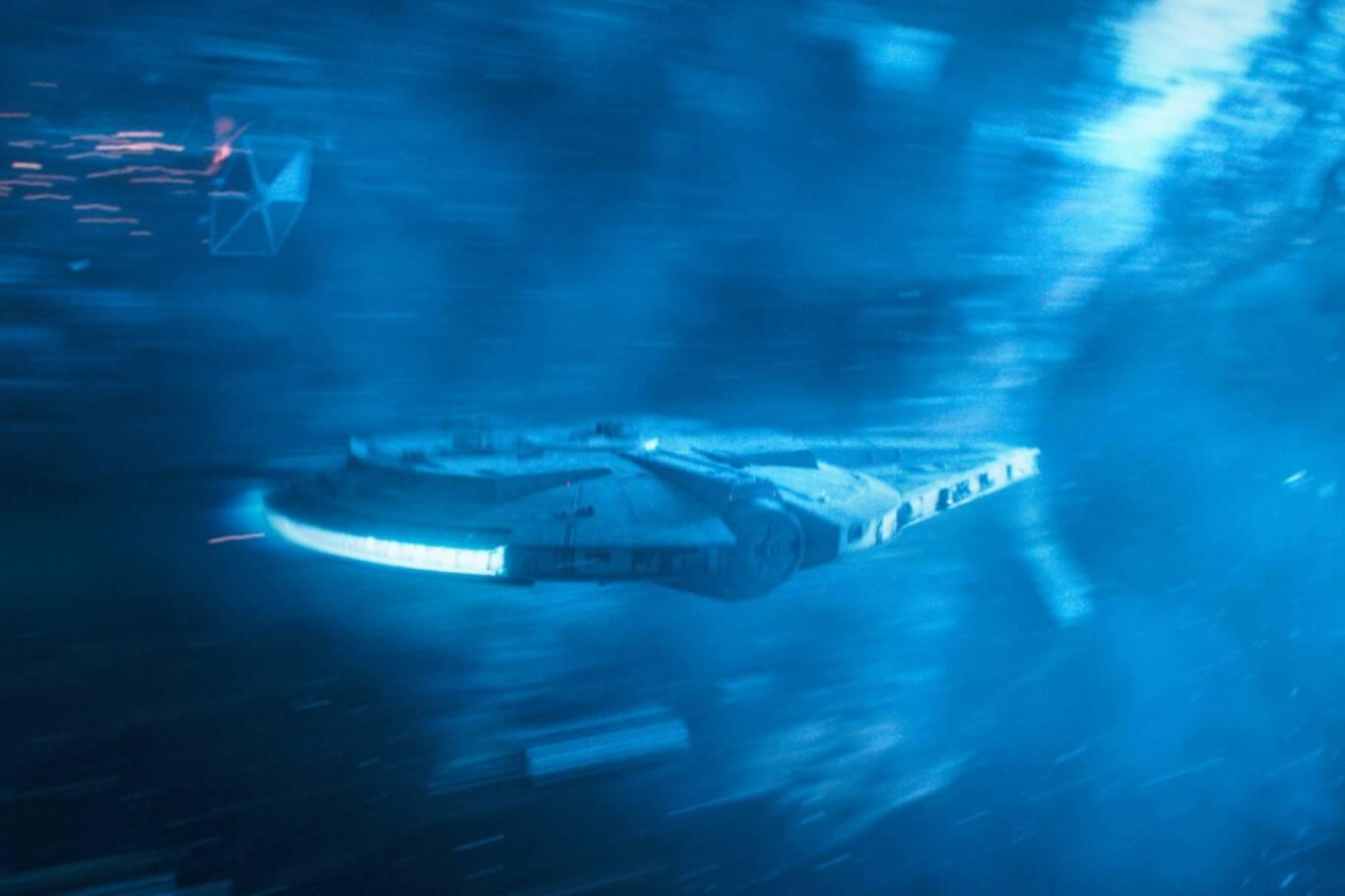 Фантастичний бойовик Соло. Зоряні війни. Історія