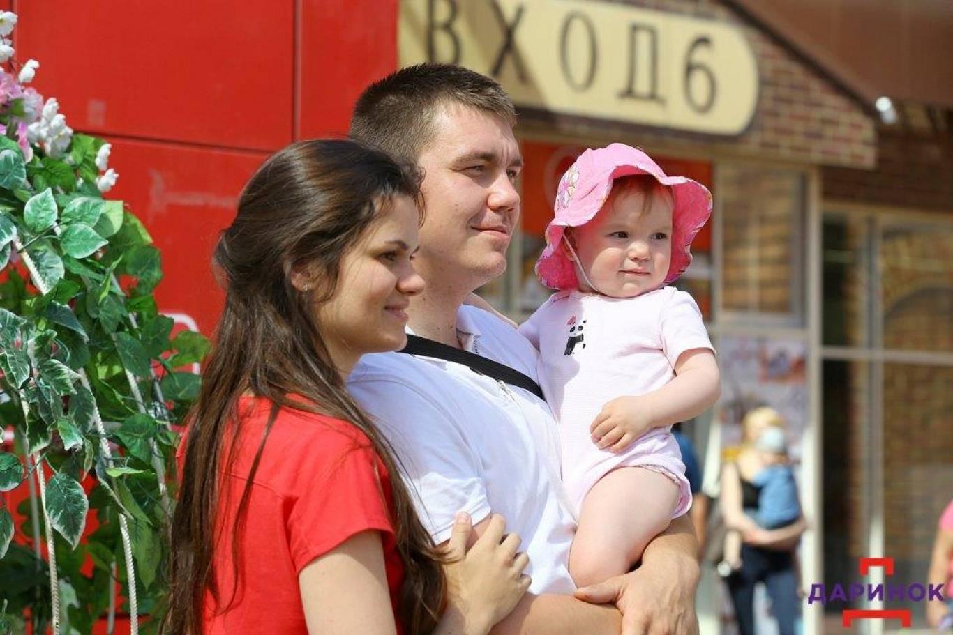 PAPA FEST - Фестиваль в маркет молі Даринок