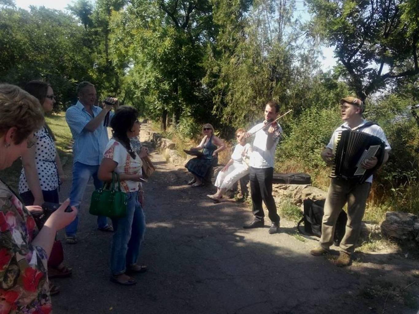 Экскурсия «Наше еврейское счастье»