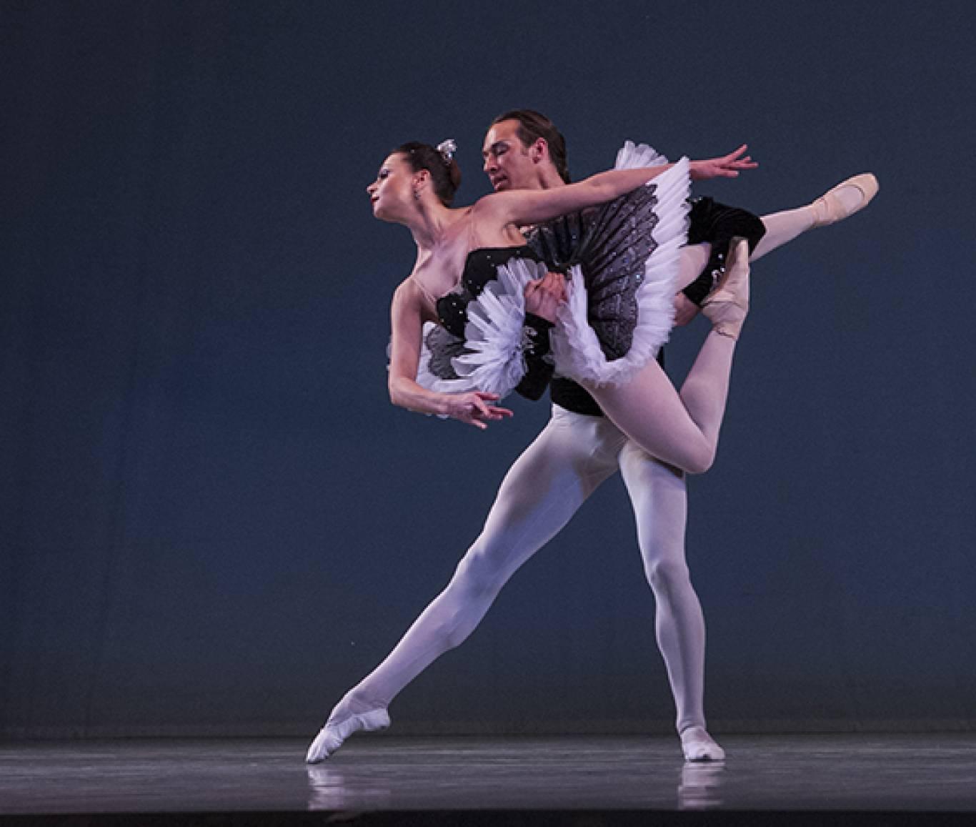 Одноактные балеты «Жемчужины мирового балета»