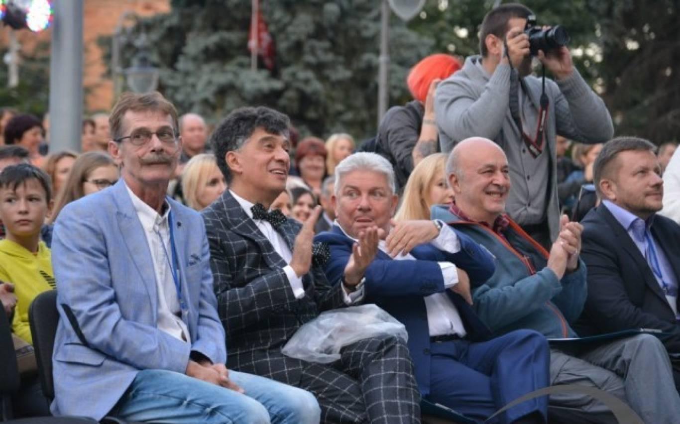 ХІІ МіжНародний Вінниціанський фестиваль