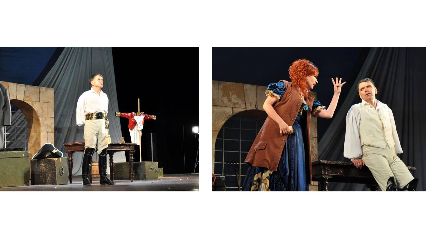 Комедия Наполеон и Жозефина II
