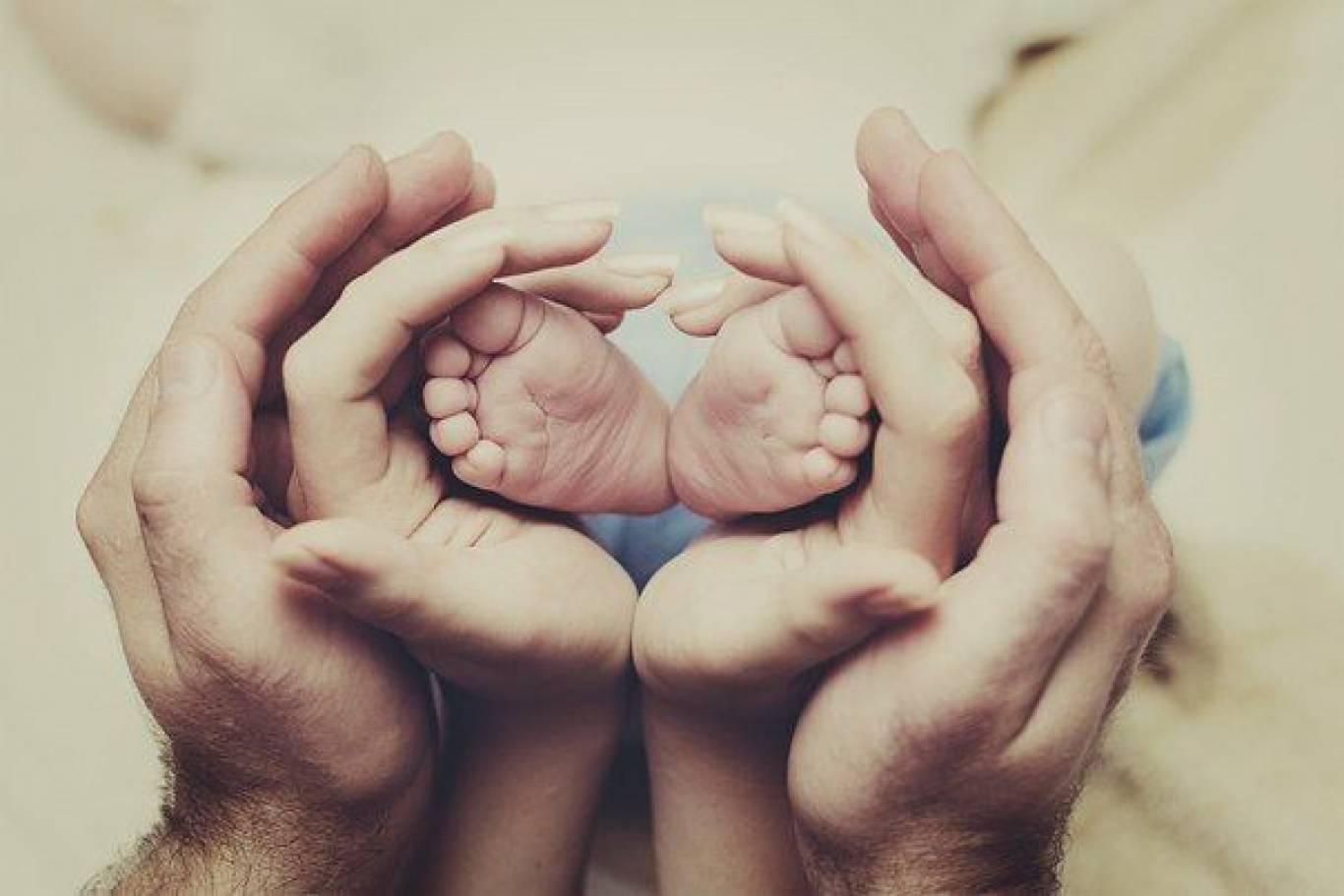 Картинки с мамой папой и малыш