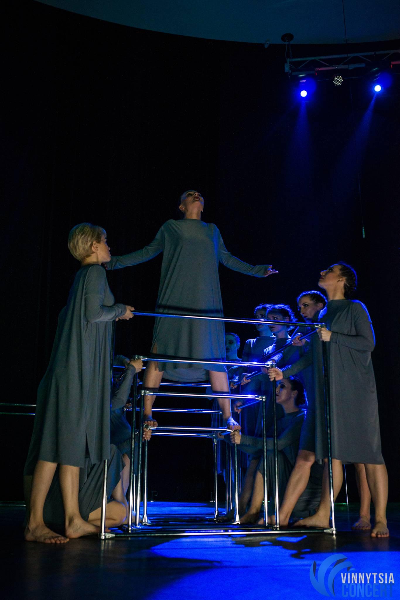 Вистава «ОбійМи» 10 грудня у Вінниці