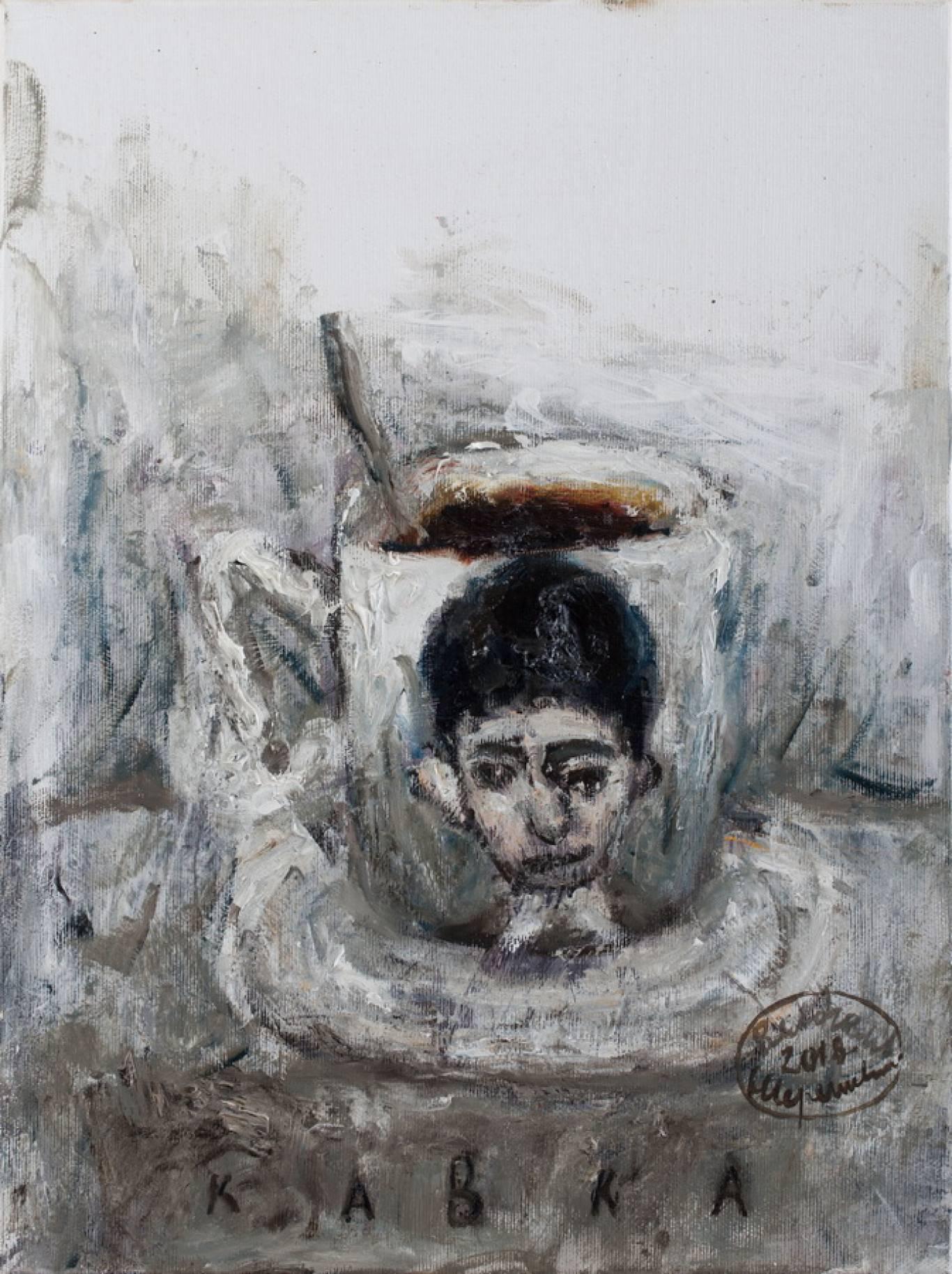 Чорним по білому - Виставка від епатажних художників