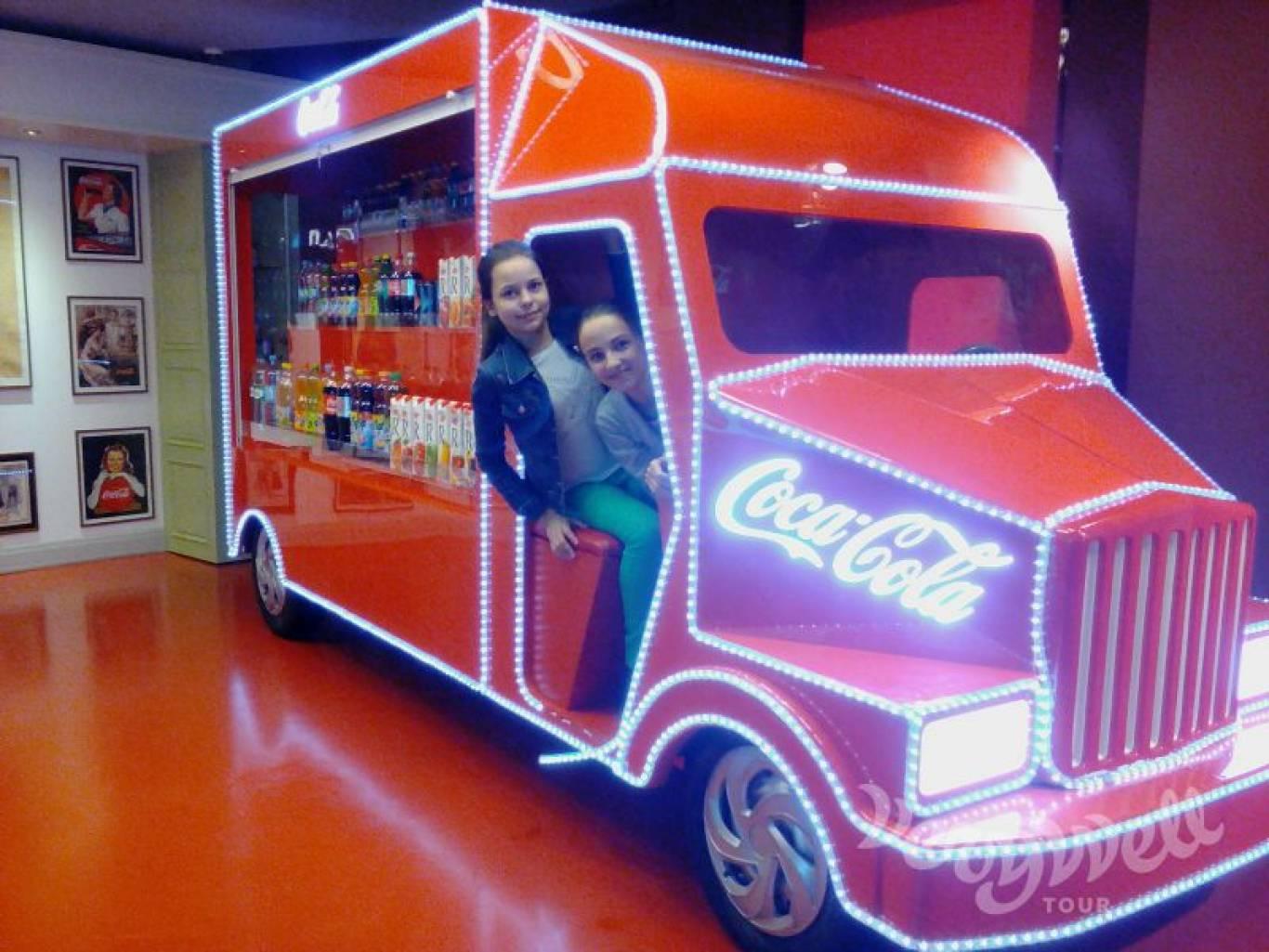 Екскурсія на завод Кола-Кола