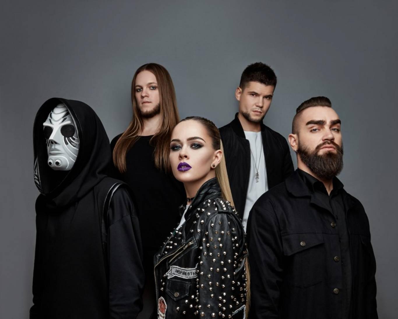 Гурт The Hardkiss у Кропивницькому