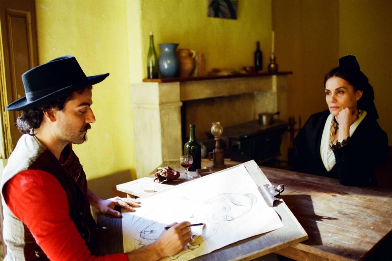 Биография, драма Ван Гог. На пороге вечности