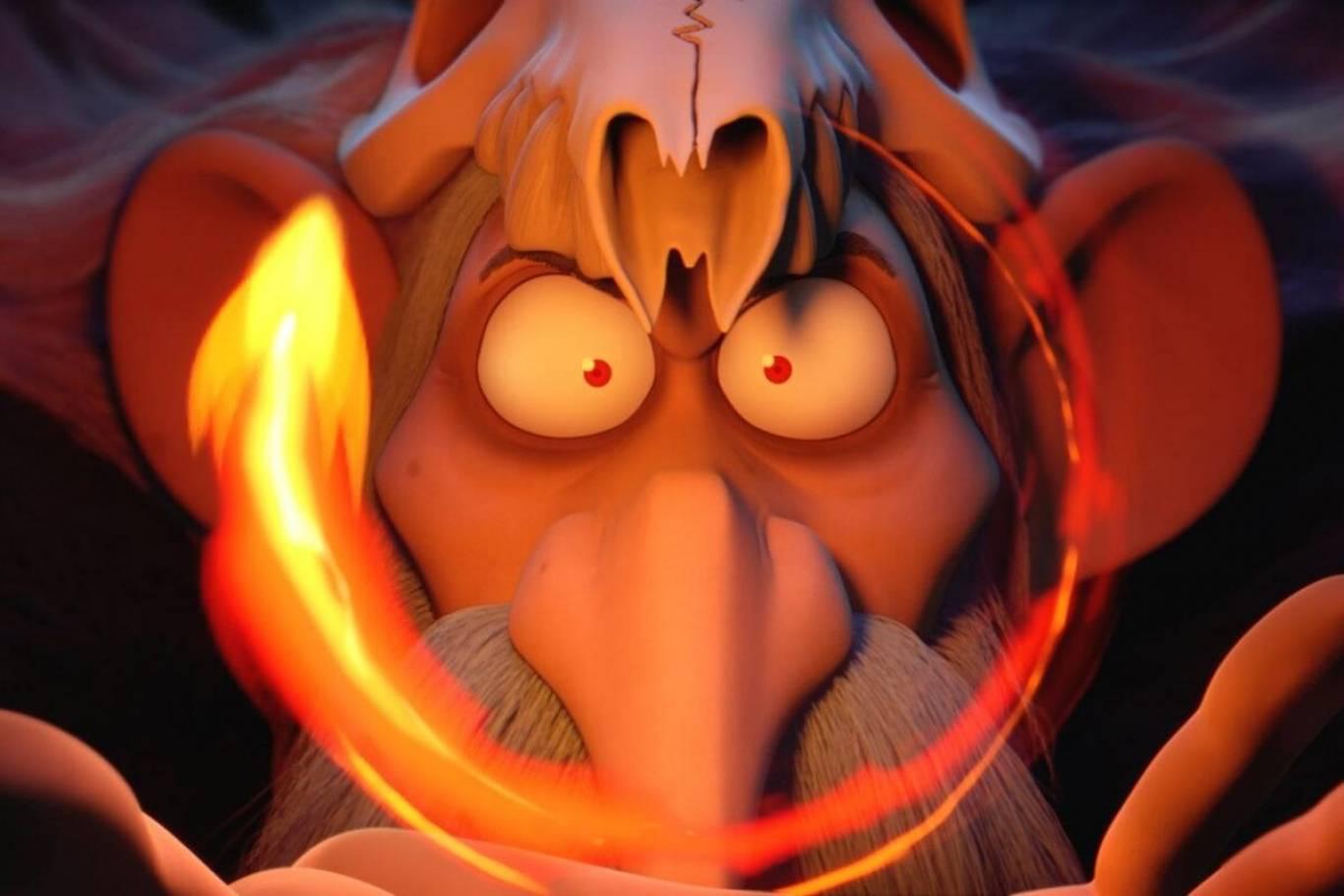Анимация Астерикс: Секрет волшебного зелья