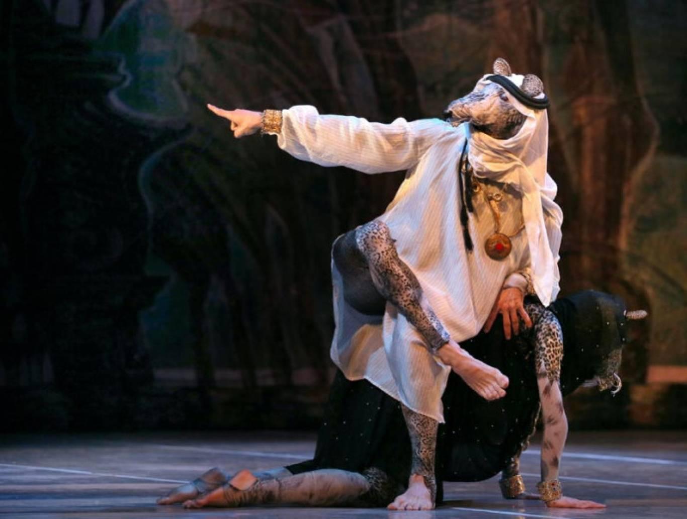 Спектакль Щелкунчик (Киев Модерн Балет)