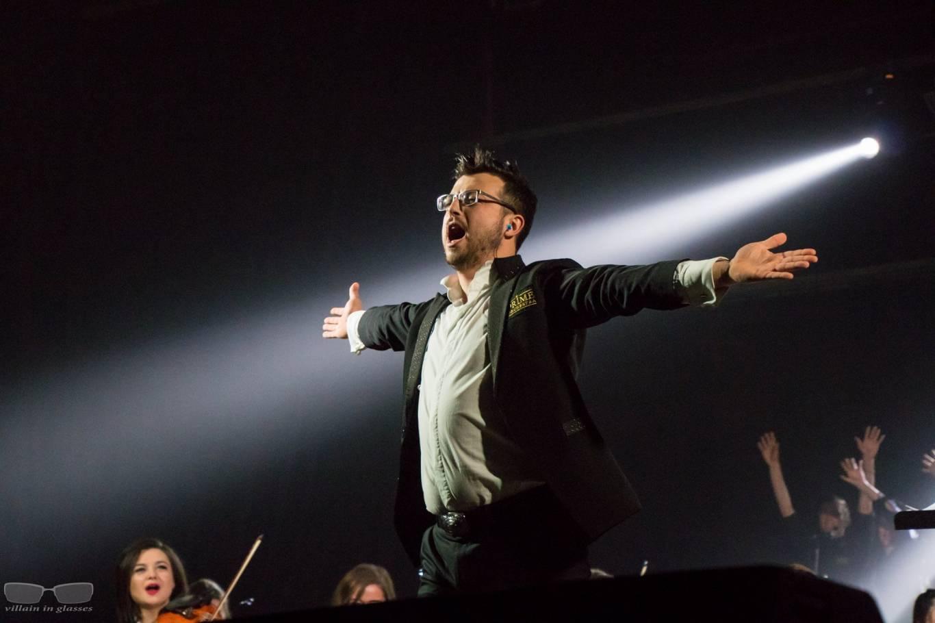«СВІТОВІ ХІТИ» від Prime Orchestra 14 квітня у Вінниці!