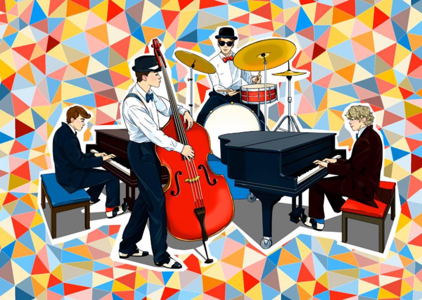 Музыкальная открытка группа, жабы клавы психотерапия