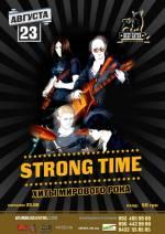 """Концерт гурту """"Strong Time"""""""