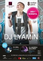 Dj Lyamin в Night Club «Feride plaza»
