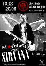 Nіrvana cover party by M.Others