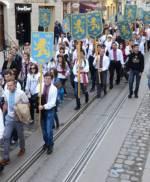 """""""Марш честі"""" у Вінниці"""