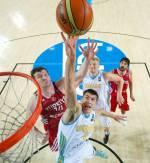 Чемпіонат міста з баскетболу серед чоловічих команд