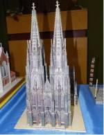Паперові макети відомих будівель