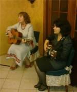 Музичний вечір «Дві жінки — дві душі»