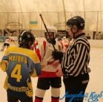 Хокейні ігри Чемпіонату України ДЮСШ