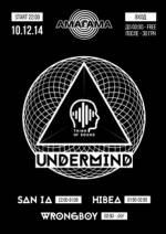 Вечірка «Undermind»