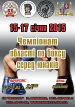 Чемпіонат області по боксу