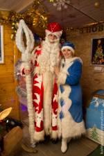 «Зірковий тиждень» у Резиденції Вінницького Дідуся Мороза