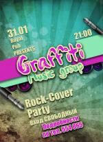 Graffiti cover Party