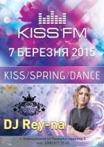DJ Rey-na (KISS FM)