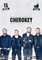 Гурт «Cherokey» на сцені Beef Eater