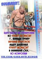 Street Workout Вінниця