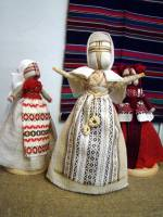 """Майстер-клас """"Чарівництво народної ляльки"""""""
