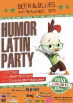 Humor Latin Party