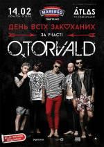 День всіх закоханих із гуртом O.Torvald