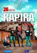 Концерт гурту «Rapira»