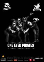 «ONE EYED PIRATES» у арт-пабі Beef Eater