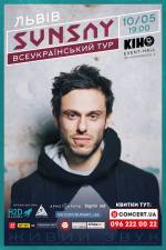 SunSay завітає до Львова