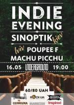 Концерт Lviv Indie Evening
