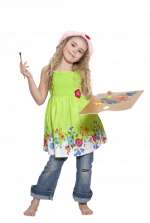 День дитячої творчості у Пирогово