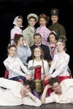 """Благодійна вистава «Одруження Бальзамінова» в Будинку освіти """"Майстер-клас"""""""