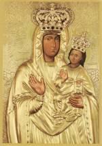 Молебен перед Тернопільською Чудотворною Іконою Божої Матері