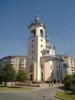Розпорядок богослужінь у Храмі святого Йосафата