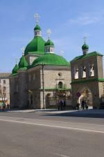 Розпорядок богослужінь на Страсний Тиждень і Пасху у церкві Різдва Христового