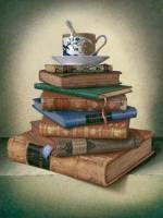 """Арт-простір """"Mezzanine"""": обмін книжками та виставка цікавих книжних обкладинок"""