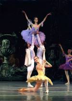 Балет «Спляча красуня» в Національній опері України