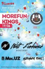 Вечірка MoreFun Kings