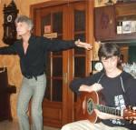 Літній музичний вечір у Вітальні щасливого часу