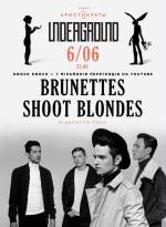 Концерт гурту Brunettes Shoot Blondes